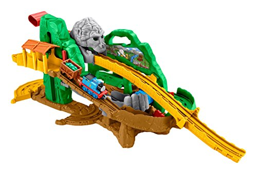Fisher-Price Thomas the Train Take-n-Play Jungle Quest (Thomas And Friends Train Play Set)