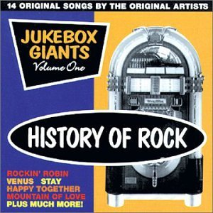 History of Rock: Jukebox Giants 1