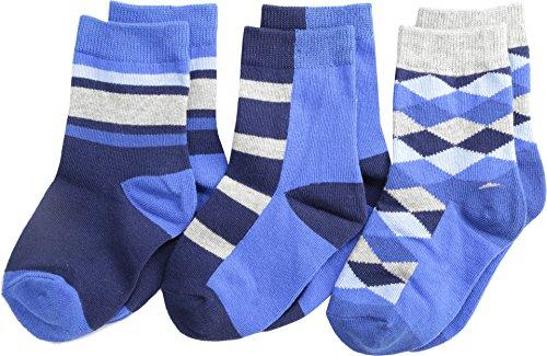 Jefferies Socks Argyle Stripe Toddler product image