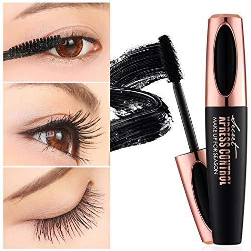 Kindsells 1 Pcs Makeup Long-Lasting Waterproof Eyelash Lengthening Black Mascara Mascara