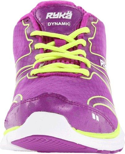 Ryka Dynamic Femmes Bordeaux Chaussures Baskets de sport EU 40