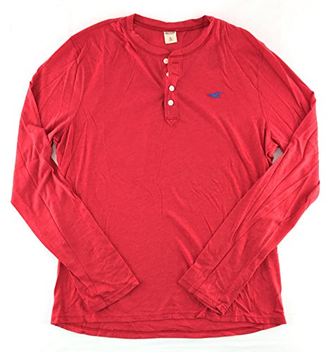 Buy hollister henley men