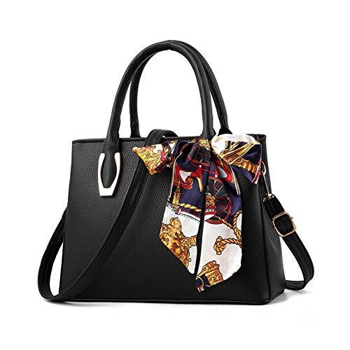 01 20cm Femmes 28 Bag 12 Mode 7 0919 Ll Couleurs Pu À Bandoulière Anlei Main La Messenger Sac wXAaqXT