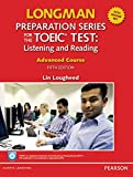 Longman Preparation Series for the TOEIC Test (5E)   Advanced Student Book with MP3 Audio CD-ROM, Answer Key