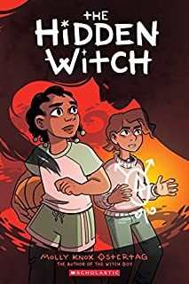 Book Cover: The Hidden Witch