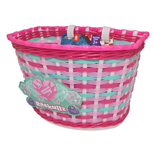 Bell Hearty Gem Bike Basket, Mint