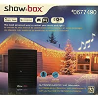 ShowBox Light Controller - Speaker WiFi and Smart Phone Compatible