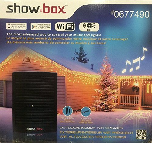 ShowBox Light Controller Speaker Compatible product image