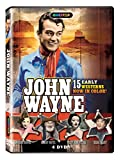 John Wayne: 15 Early Westerns Now in Color! 4 pk.