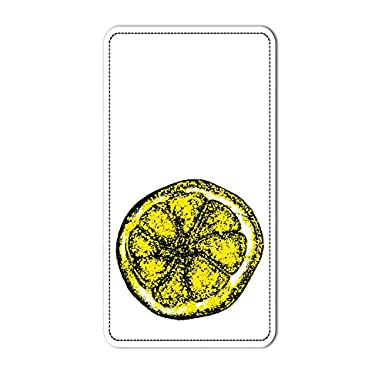 buy popular 395d9 80325 The Stone Roses Lemon iPhone 5/5s Pictaleather Flip Case: Amazon.co ...