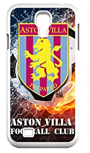 Official fitted Samsung Galaxy S4 I9500 Back Aston Villa Logo case