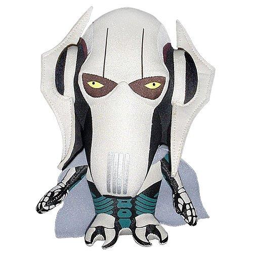 Star Wars General Grievous Super Deformed Plush ()