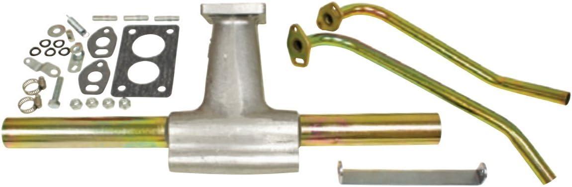 Empi 3232 Vw Bug Intake Manifold For Single Progressive Weber//Empi Carburetor