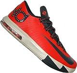 Nike KD VI Light Crimson Obsidian (599424-600) Mens Shoes