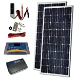 Sunforce 37826 170W Crystalline Solar Kit