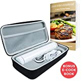 Joule Sous Vide Case – with E-Cook Book for Chefsteps Joule Sous Vide