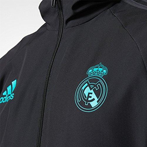 b50149d288d7c adidas PRE JKT Chaqueta Real Madrid CF Temporada 2017 2018