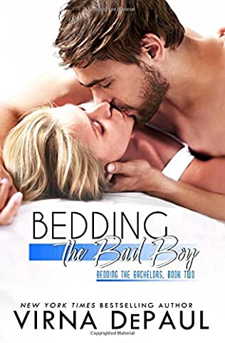 book cover of Bedding The Bad Boy