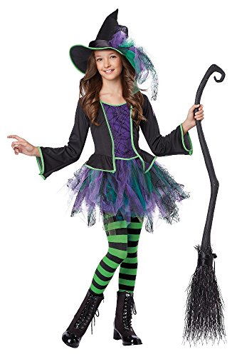 Festive Witch Costume