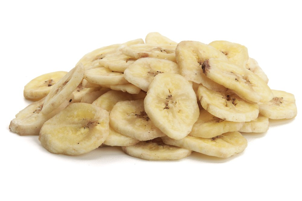 1 Can of Future Essentials Canned Dehydrated Unsweetened Banana Chips