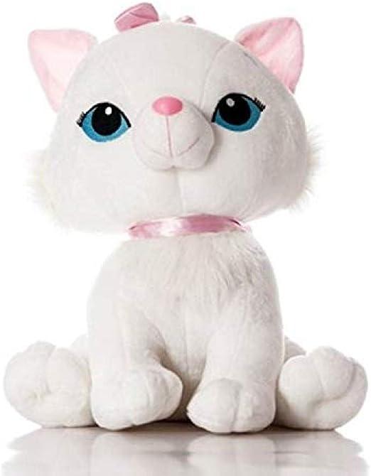 stogiit Regalo del Día de los Niños Los Aristogatos Gato Peluche Anime Juguetes para Niños Regalo de Cumpleaños Muñecos de Peluche Muñeca Lindo Garfield 18Cm: Amazon.es: Hogar