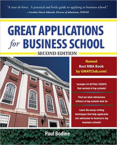 great applications for business school second edition great  great applications for business school second edition great application  for business school nd edition