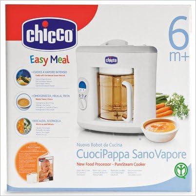 Chicco CuociPappa Sanovapore - Robot vaporera para alimentos ...