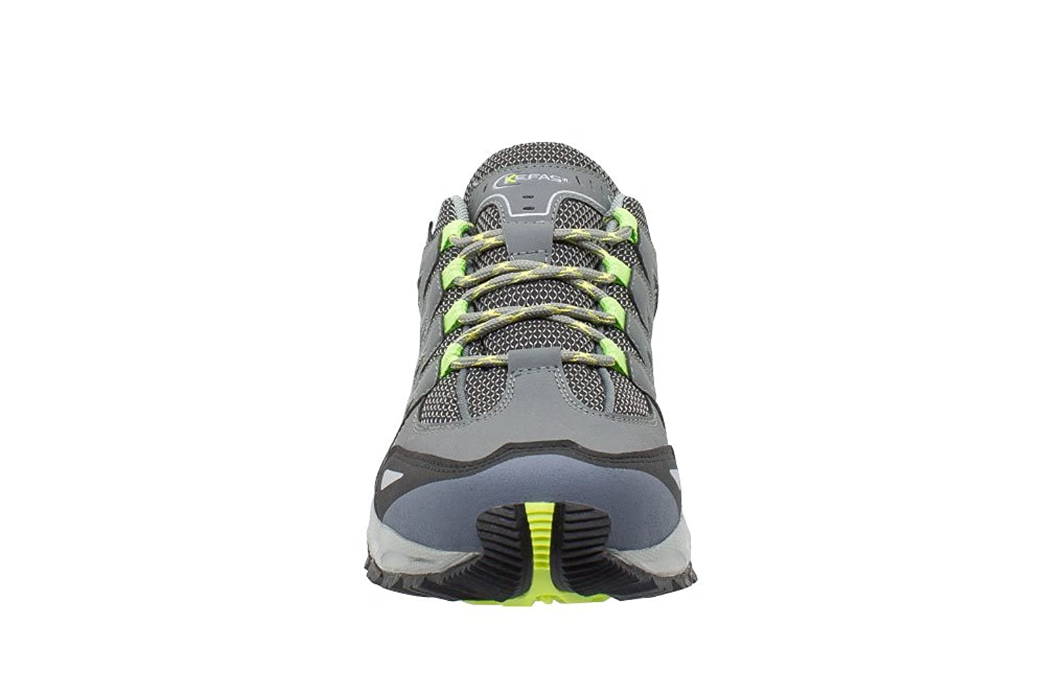 Kefas Free Man 3628 - Zapatos Sportive Da Fastpacking Hombre Mujer 46 Gris Xcng2Qp