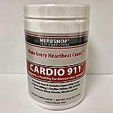 Cheap Cardio 911® Heart Health Nitric Oxide (16.82 Ounce Powder with Scoop) L-Arginine Supplement 5000mg + L-Citrulline 1000mg,16.82 Ounces