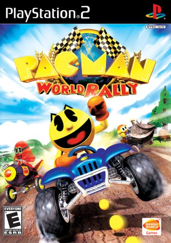 Pac Man World Rally - PlayStation 2 (Ps2 Racing For)