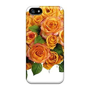 New Fashionable Charming YaYa Cover Case Specially Made For Iphone 5/5s(rosery Arrangement)