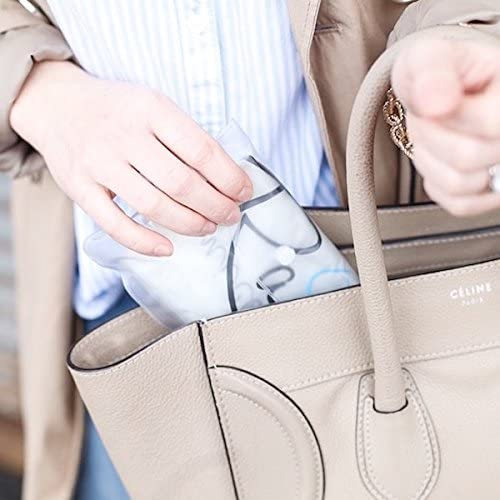 Handbag poncho Not my