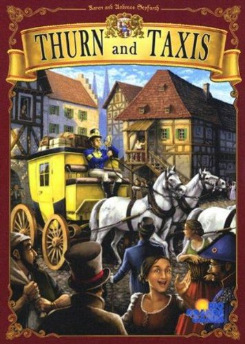 Thurn And Taxis - Town River Center City