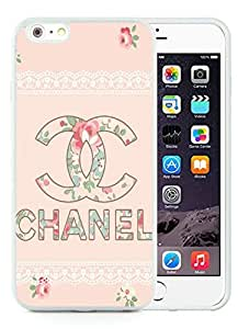 Personalized Design Fashion Case For Iphone 6 5.5 Inch TPU Phone Case 40 White