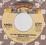Flying With Broken Wings b/w Under Suspicion 7
