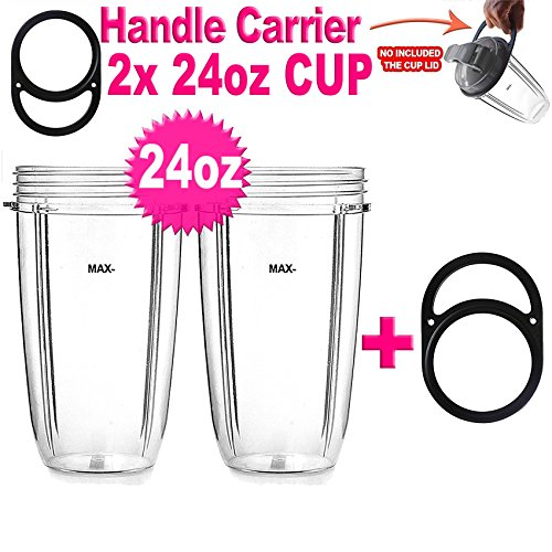 Pack 24oz Large Tall NUTRIBULLET 600W product image