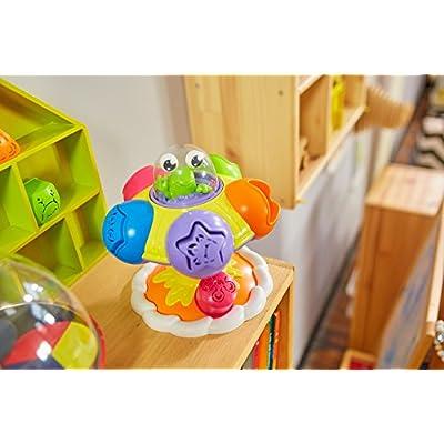 TOMY toomies Tipo y Pop, diseño UFO Preescolar Juguete: Juguetes y juegos