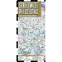 Streetwise Philadelphia Map