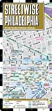Streetwise Philadelphia Map - Laminated City Center Street Map of Philadelphia, Pennsylvania (Michelin Streetwise Maps)