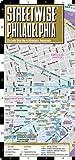 Streetwise Philadelphia Map - Laminated City Center Street Map of Philadelphia, Pennsylvania (Michelin Streetwise Maps)