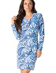 Women's V-Neck Dress Pippa - 53968