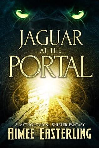 book cover of Jaguar At the Portal