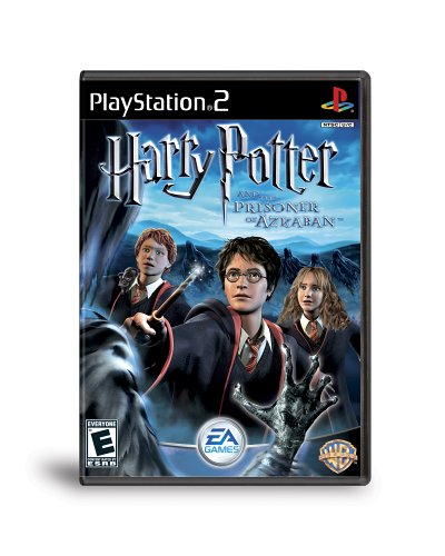 Harry Potter and the Prisoner of Azkaban - PlayStation 2