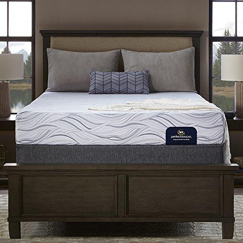Serta Perfect Sleeper Luxury Firm 400 Memory Foam Mattress, California -