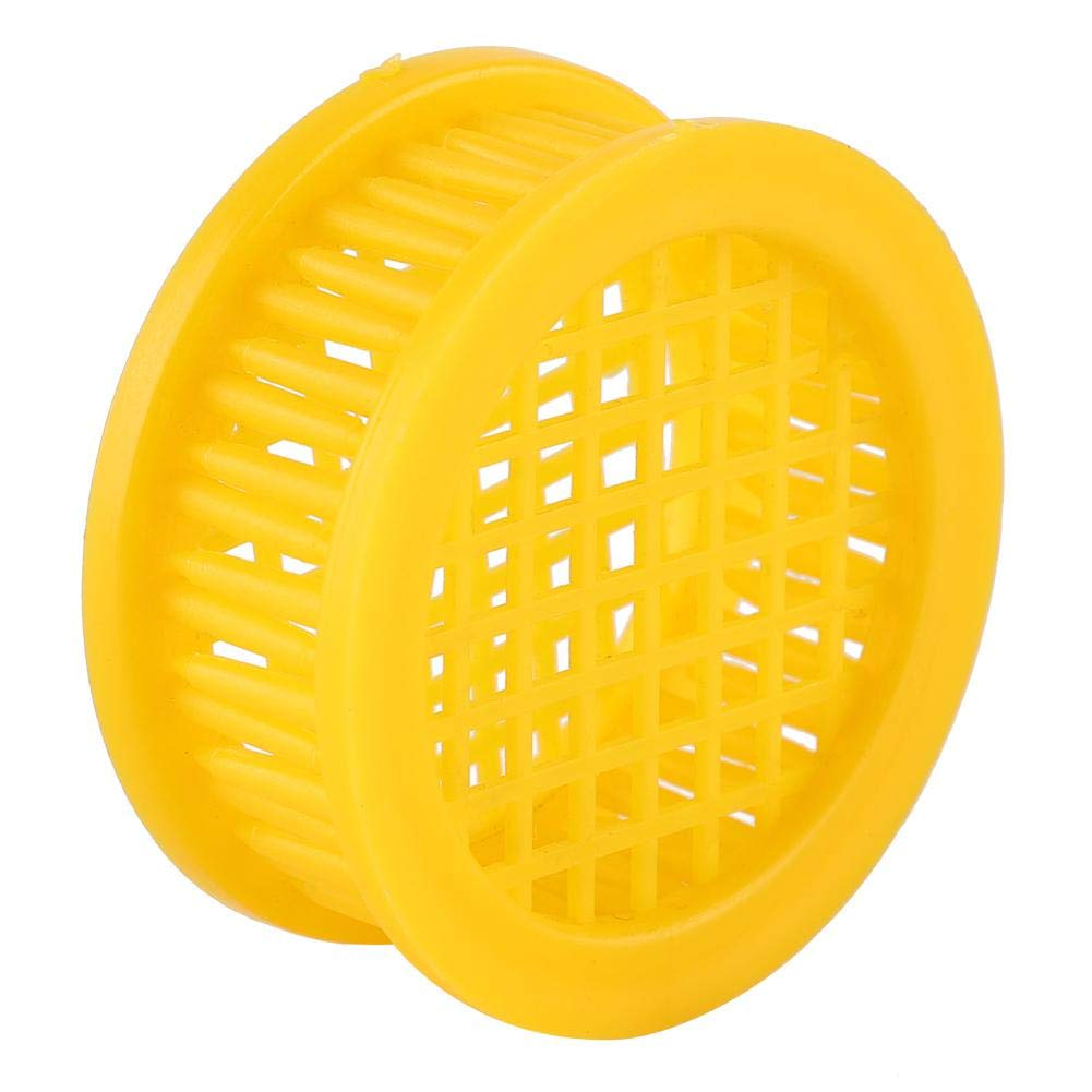 Focket Beekeeping Tools,6 Pcs Queen Bee Rearing Box Cell Beekeeping Equipment,Reusable and Durable for Isolation of Queen Bee on Comb,Essential Tool for Beekeepers