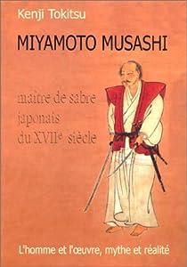 Miyamoto Musashi maître de sabre par Tokitsu