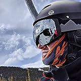 OutdoorMaster Ski Helmet - with ASTM Certified