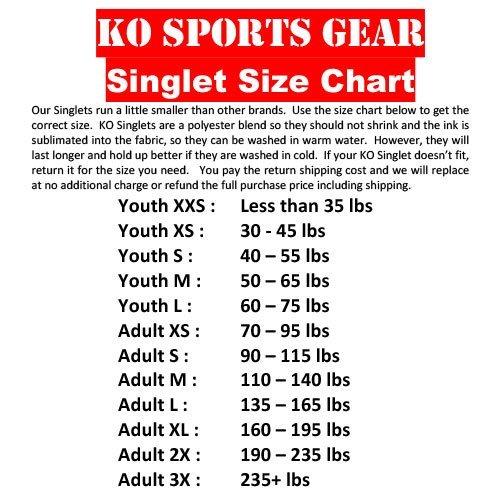 KO Sports Gear DEEP WOODS CAMO Wrestling Singlet