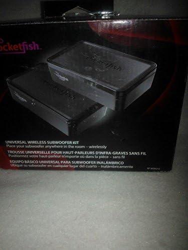 Rocketfish Black Wireless Subwoofer Transmitter//Receiver Kit
