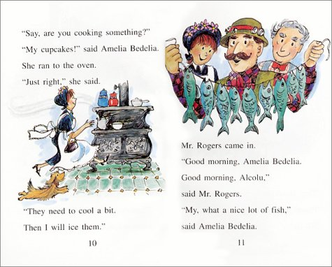 amazon com amelia bedelia and the surprise shower i can read